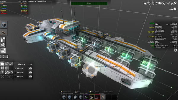 Скриншот №2 к Avorion
