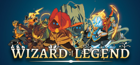 Wizard of Legend Cover Image
