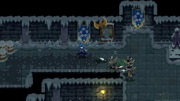 Скриншот №7 к Wizard of Legend