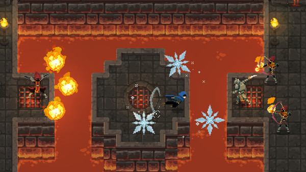 Скриншот №5 к Wizard of Legend