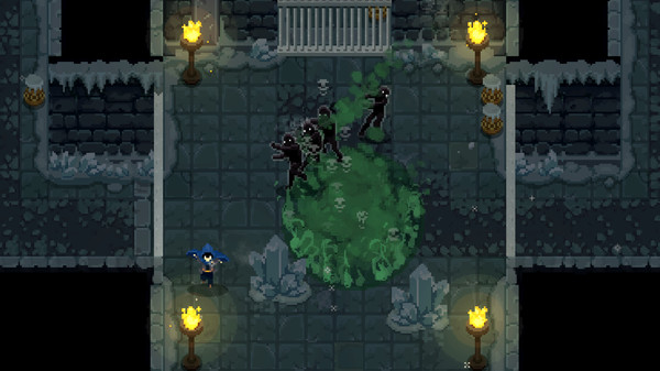 Скриншот №4 к Wizard of Legend