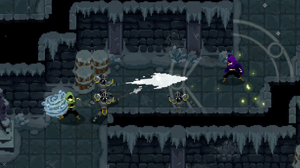 Скриншот №2 к Wizard of Legend
