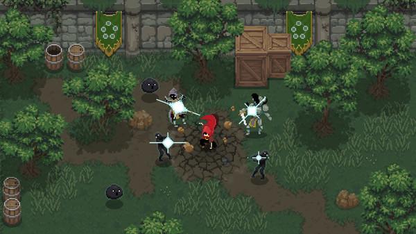 Скриншот №1 к Wizard of Legend