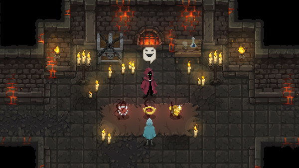 Скриншот №3 к Wizard of Legend