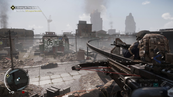 Скриншот №5 к Homefront® The Revolution - The Liberty Pack