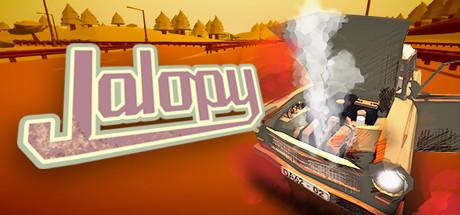 Jalopy - Road Trip Car Driving Simulator Indie Game Free Download
