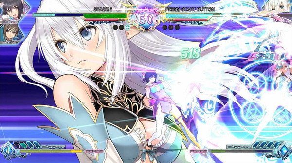 Blade Arcus from Shining Battle Arena v1.0-v1.02 Plus 10 Trainer-FLiNG