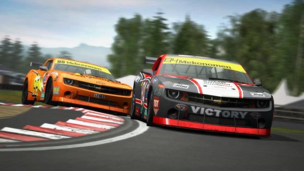 скриншот RACE Injection 3
