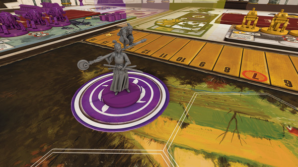 Скриншот №6 к Tabletop Simulator - Scythe