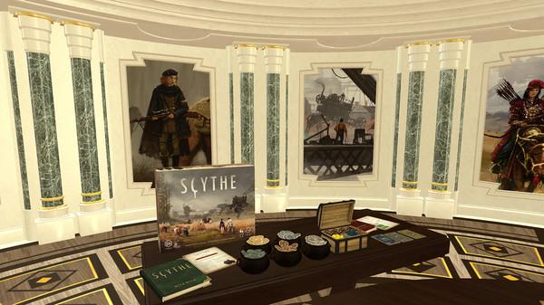 Скриншот №5 к Tabletop Simulator - Scythe