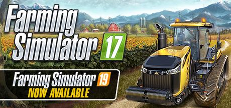 Farming Simulator 17 Cover Image
