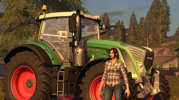 Скриншот №8 к Farming Simulator 17