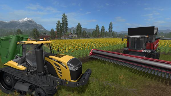 Скриншот №2 к Farming Simulator 17