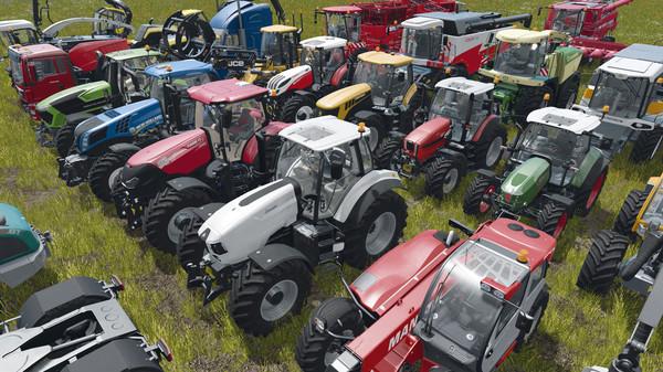 Скриншот №4 к Farming Simulator 17
