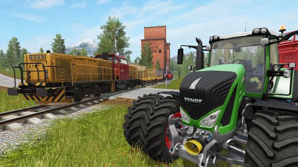Скриншот №3 к Farming Simulator 17
