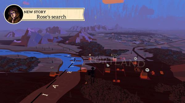 Screenshot of Where the Water Tastes Like Wine