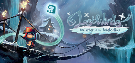 LostWinds 2: Winter of the Melodias Cover Image