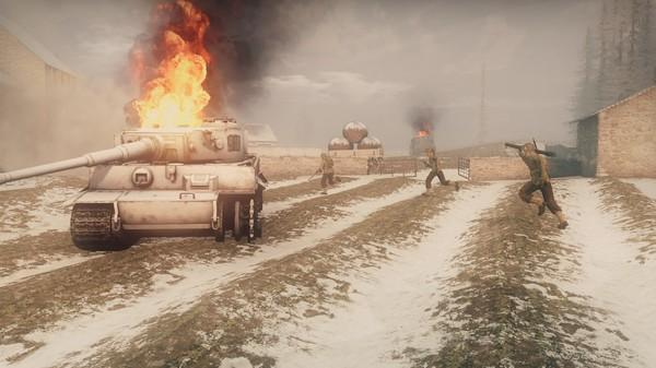 Скриншот №9 к Day of Infamy