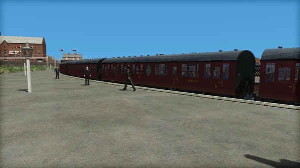скриншот TS Marketplace: Thompson Suburban Coaches Pack 02 Add-On 1