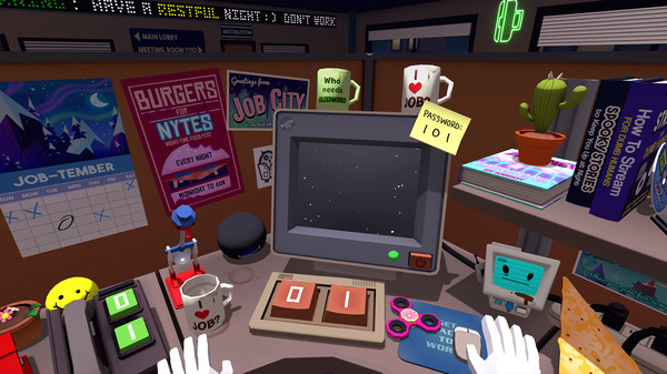 Скриншот №5 к Job Simulator