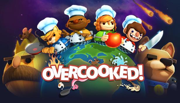 Overcooked Steam'de