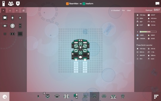 Screenshot of Istrolid