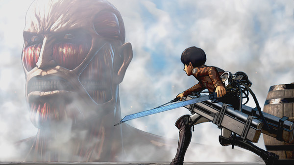 Скриншот №2 к Attack on Titan  A.O.T. Wings of Freedom
