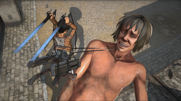 Скриншот №3 к Attack on Titan  A.O.T. Wings of Freedom