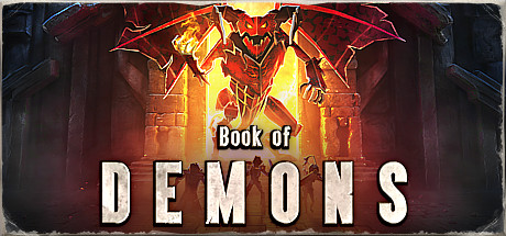 Book of Demons Cover Image