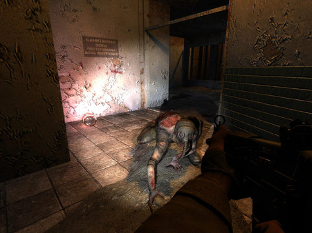 Скриншот №3 к S.T.A.L.K.E.R. Shadow of Chernobyl