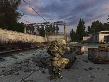 Скриншот №6 к S.T.A.L.K.E.R. Shadow of Chernobyl