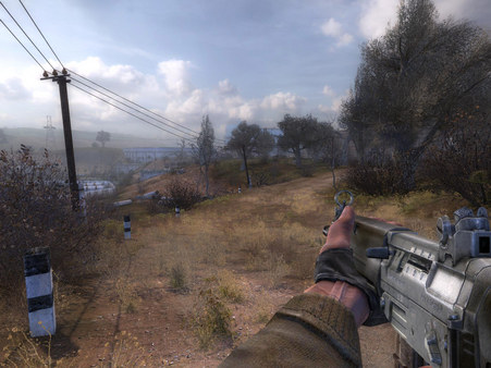 Скриншот №9 к S.T.A.L.K.E.R. Shadow of Chernobyl