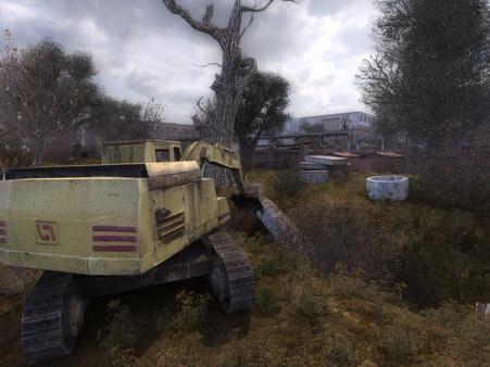 Скриншот №2 к S.T.A.L.K.E.R. Shadow of Chernobyl