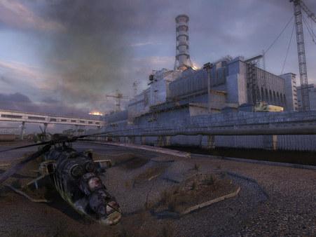 Скриншот №1 к S.T.A.L.K.E.R. Shadow of Chernobyl