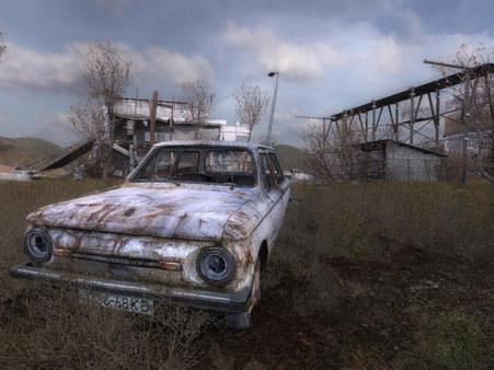 Скриншот №11 к S.T.A.L.K.E.R. Shadow of Chernobyl