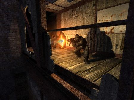 Скриншот №14 к S.T.A.L.K.E.R. Shadow of Chernobyl