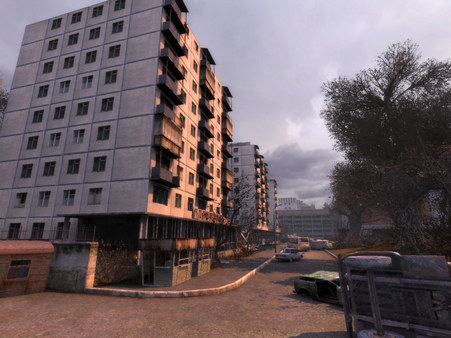 Скриншот №16 к S.T.A.L.K.E.R. Shadow of Chernobyl