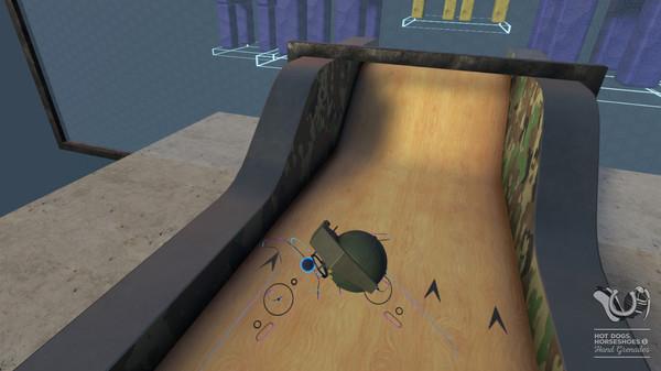 Скриншот №3 к Hot Dogs Horseshoes  Hand Grenades