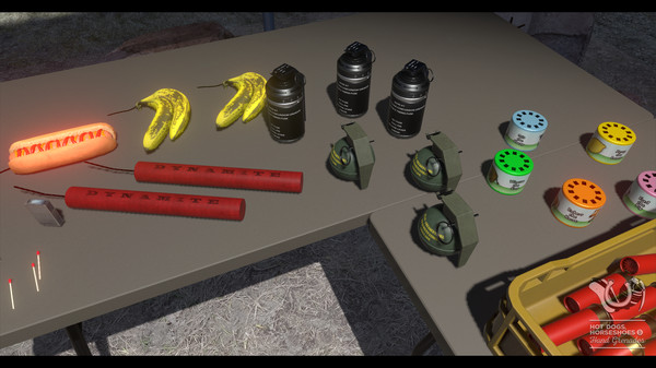 Скриншот №6 к Hot Dogs Horseshoes  Hand Grenades
