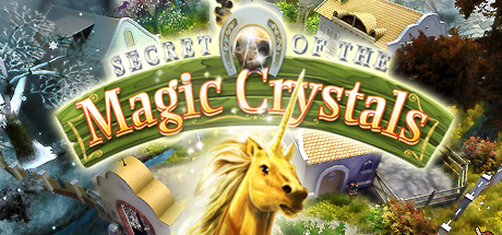 Secret of the Magic Crystals Cover Image