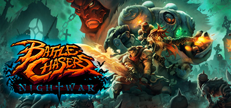 Battle Chasers: Nightwar Cover Image