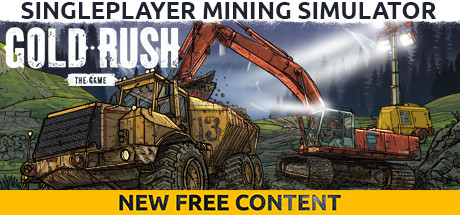 Gold Rush: The Game Cover Image
