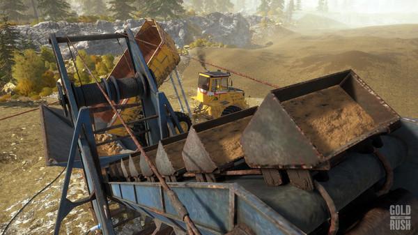Скриншот №13 к Gold Rush The Game