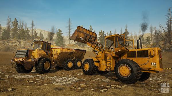 Скриншот №5 к Gold Rush The Game