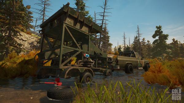 Скриншот №7 к Gold Rush The Game