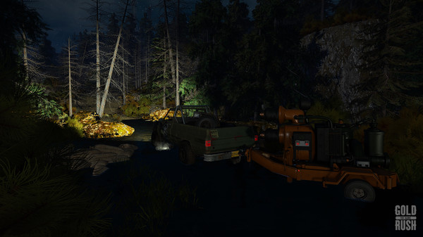 Скриншот №29 к Gold Rush The Game