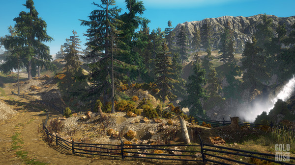 Скриншот №4 к Gold Rush The Game