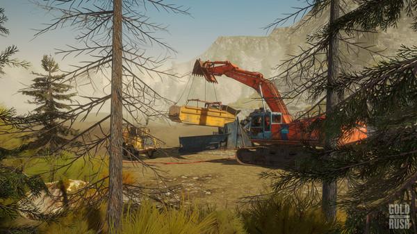 Скриншот №12 к Gold Rush The Game