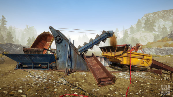 Скриншот №3 к Gold Rush The Game