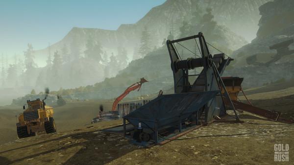 Скриншот №17 к Gold Rush The Game